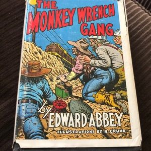 The Monkey Wrench Gang 10th Anniversary Edition